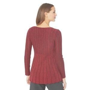 Skyes The Limit Womens Sweater with Pearls NEW